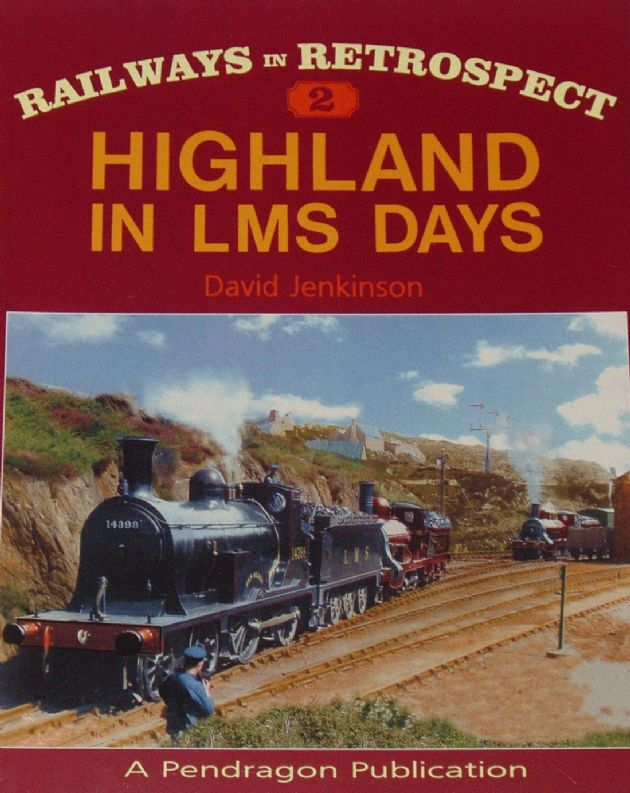 Highland in LMS Days, by David Jenkinson